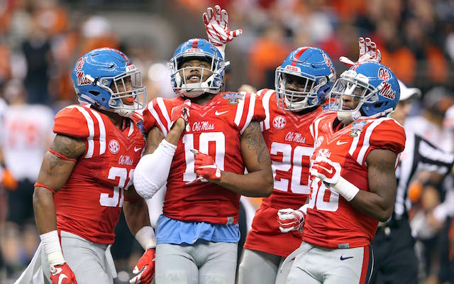 sports shoes 354a6 db66c Sugar Bowl: Ole Miss finds beating Oklahoma State easy in ...