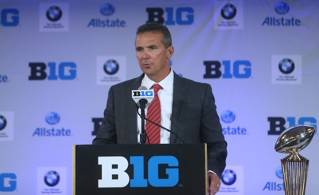 Will Urban Meyer's Ohio State dominate the expanded Big Ten? (USATSI)