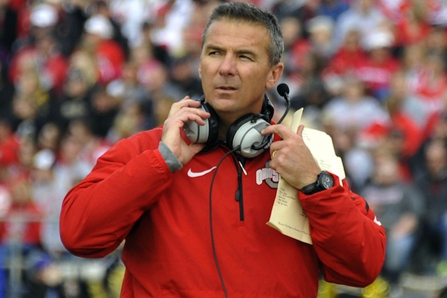 Other than a loss for Alabama or FSU, what could get Urban Meyer back to the BCS title game. (USATSI)
