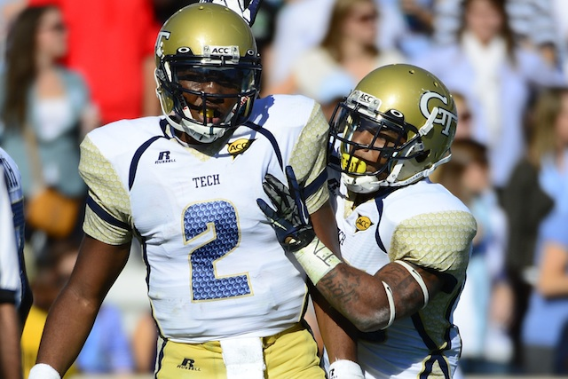 Vad Lee (No. 2) takes over for three-year starter Tevin Washington this spring. (USATSI)