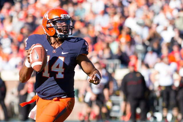 Even with Michael Rocco gone, Phillip Sims must compete for the starting quarterback job this spring. (USATSI)