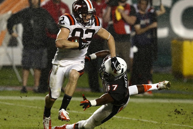 Virginia Tech picked up a crucial win the ACC Coastal Division race by beating Miami. (USATSI)