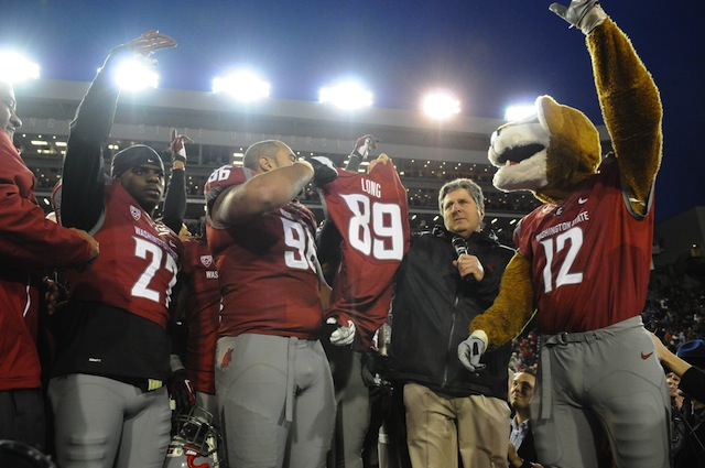 Washington State will kick off the 2014 season against Rutgers in the Seahawks' stadium. (USATSI)
