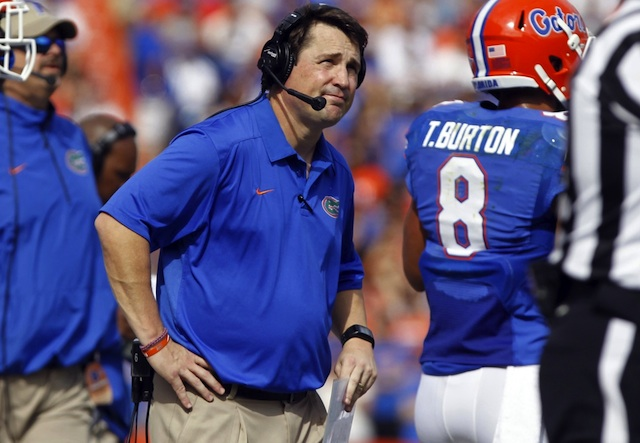 Florida needs to win 2 of its final 3 games to avoid missing a bowl. (USATSI)