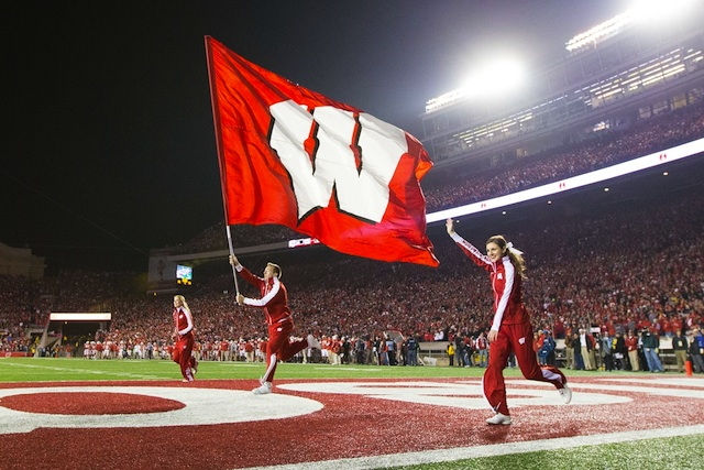 Wisconsin is not scheduled to play Michigan, Michigan State, Ohio State or Penn State in the 2015 regular season. (USATSI)
