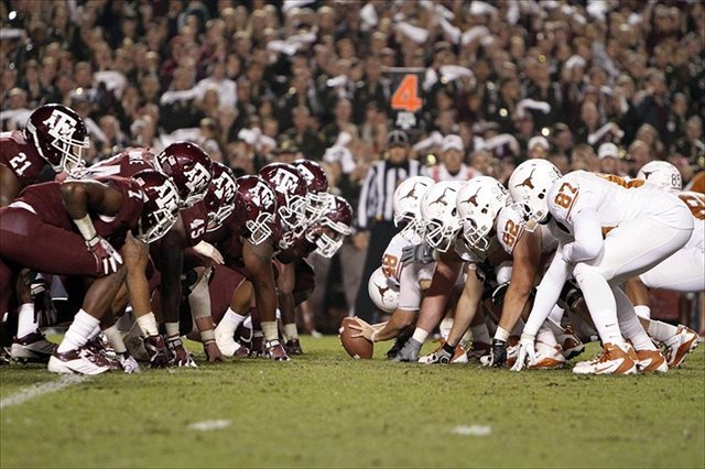 How long will it be before the Aggies and Longhorns play again? (USATSI)