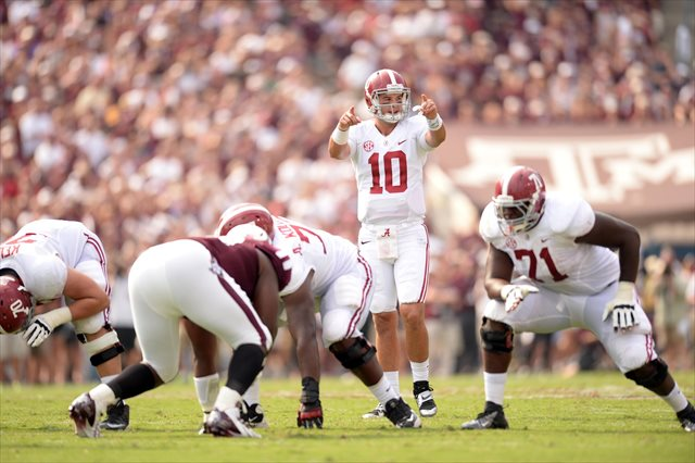 Alabama is 2-0, but they've flashed both strengths and weaknesses. (USATSI)