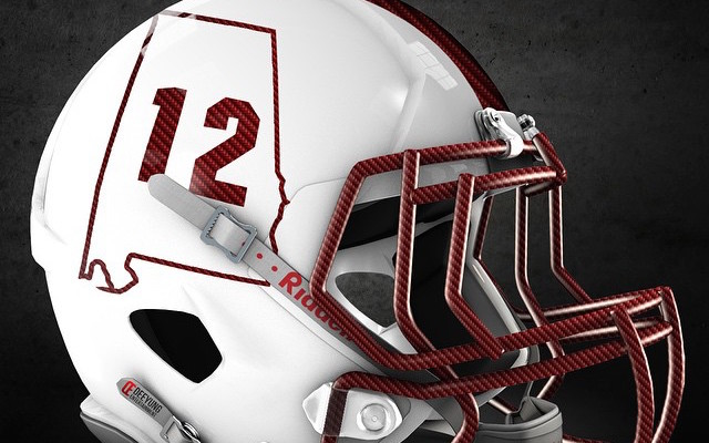 LOOK: Cool concept helmet designs for college football teams ...