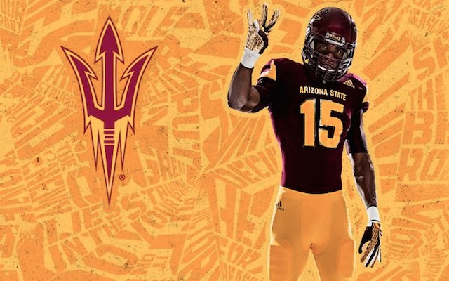 LOOK  Arizona State unveils new football uniforms - CBSSports.com 5eb6ba265