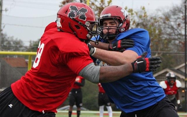 Austin Golson was a four-star recruit at Prattville High School. (USATSI)