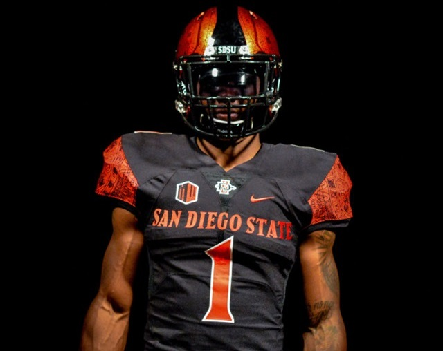 Look San Diego State Debuts