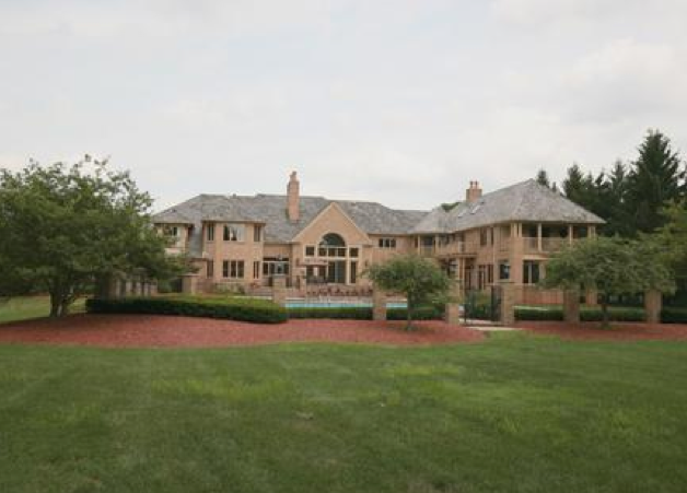Urban Meyer House In Muirfield Images