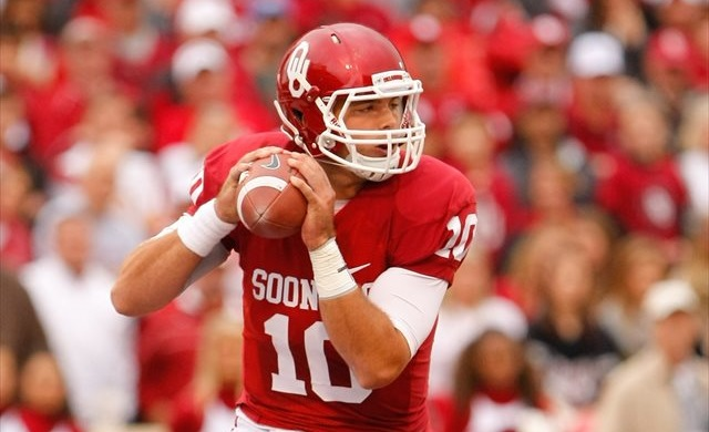 Blake Bell had his best game of the year to knock off Texas Tech. (USATSI)