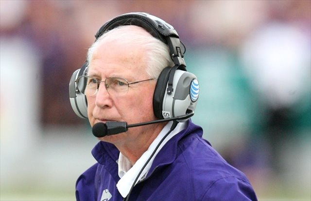 Can Bill Snyder work his magic at the Longhorns' expense ... again? (USATSI)