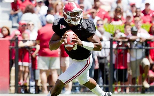 Blake Sims has thrown for 244 career yards. (USATSI)