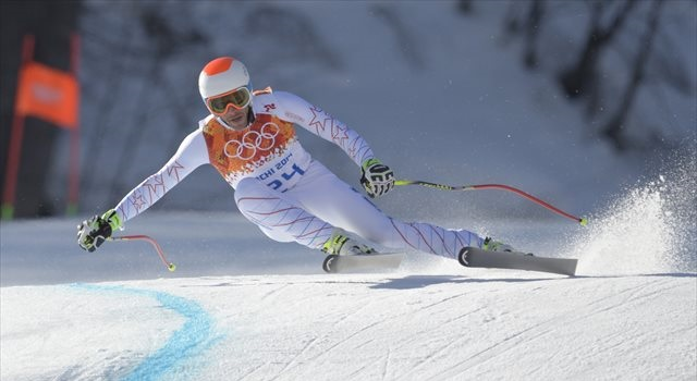 Bode Miller finished outside the top 10 in the super combined downhill. (USATSI)
