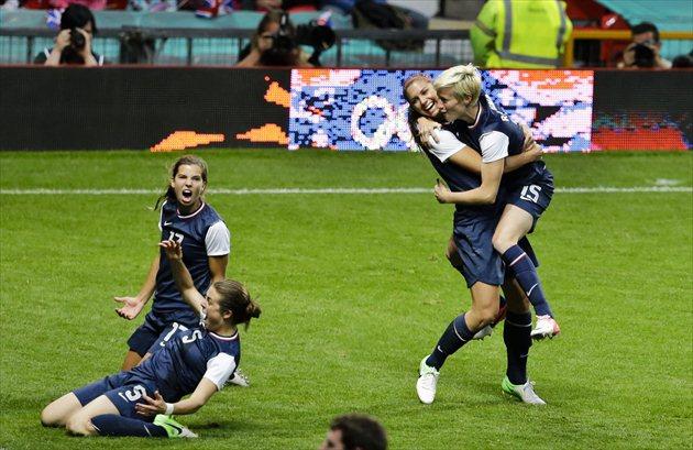7f6807a50 Gold medal would net U.S. women s soccer team  1.5 million bonus ...