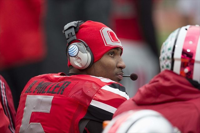 Braxton Miller and the Buckeyes may start in pole-position for a BCS title berth. (USATSI)