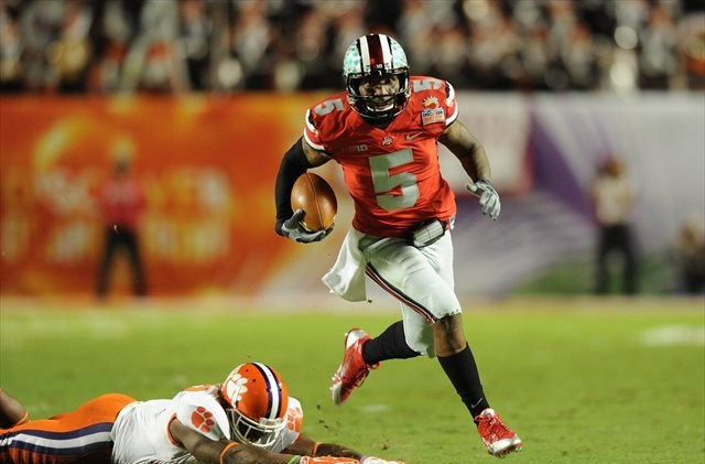 Braxton Miller is expected to get the Buckeyes back to Indianapolis. (USATSI)