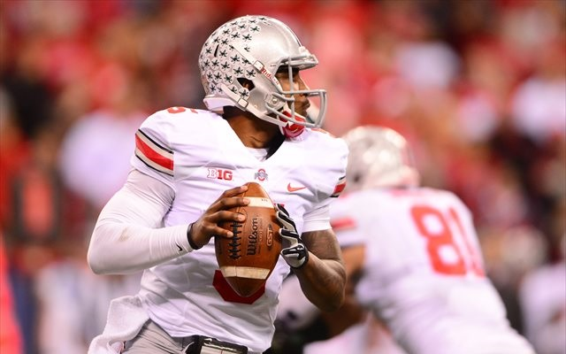 Braxton Miller couldn't quite get Ohio State to Pasadena. (USATSI)