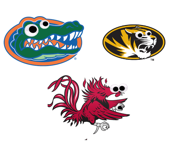 Crafting College Football Style Mascots Get Weird With