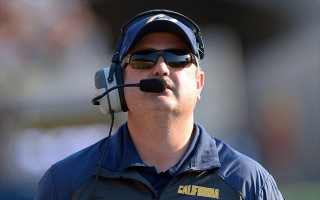 Sonny Dykes' first season at Cal did not go according to plan. (USATSI)