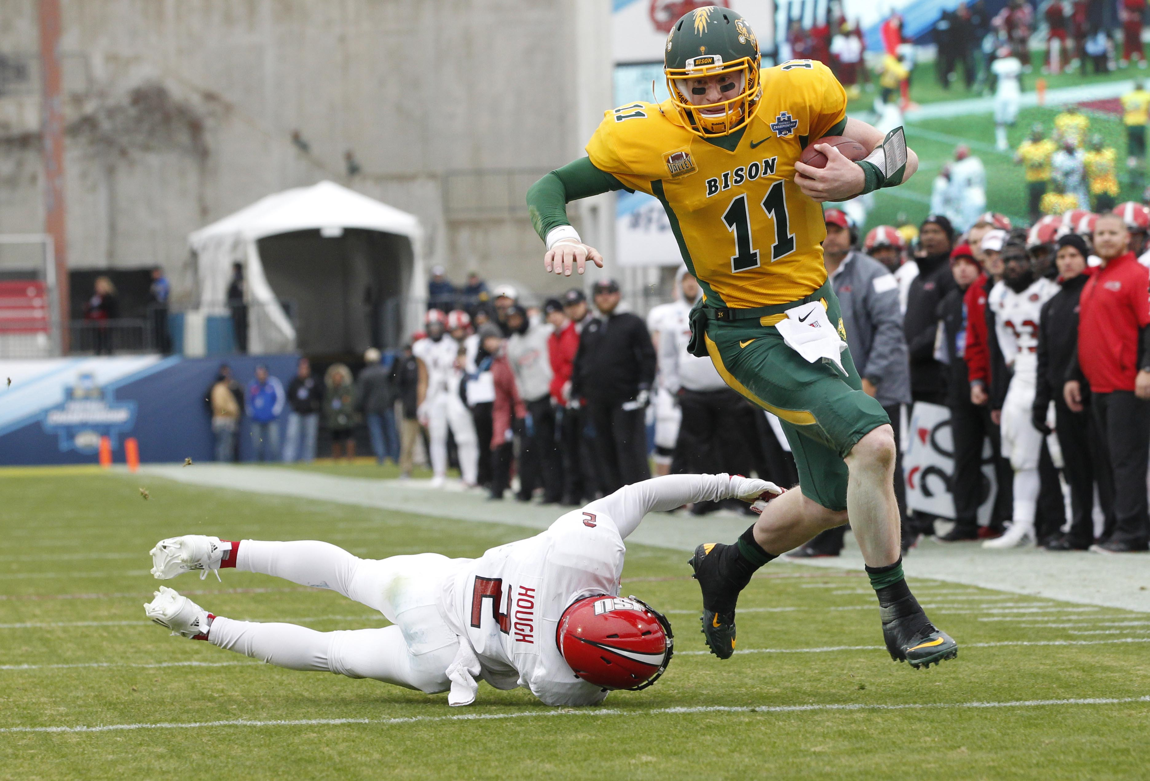 North Dakota State Breaks Record With 5th Straight Fcs Nationalle