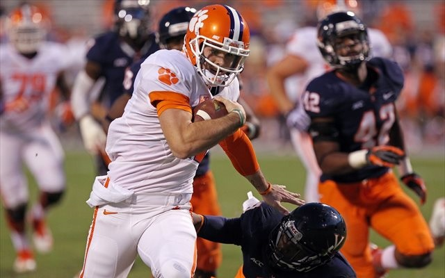 Chad Kelly spent one season at East Mississippi Community College. (USATSI)