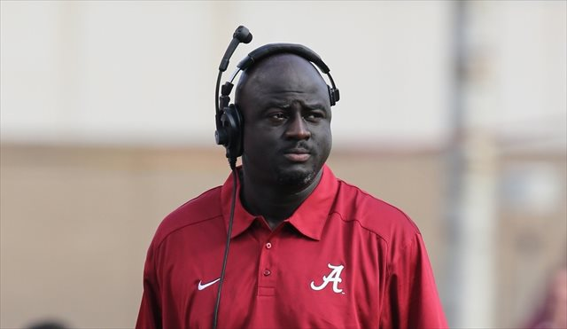 Chris Rumph spent three years on Alabama's staff. (USATSI)
