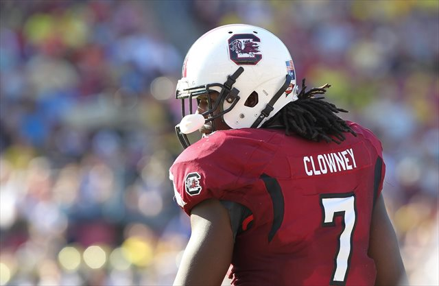 Are Jadeveon Clowney and his Gamecocks deserving SEC East favorites? (USATSI)