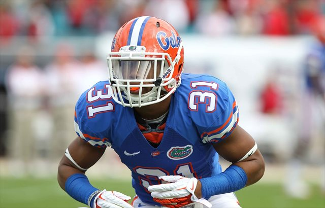 Cody Riggs started 26 games at Florida. (USATSI)