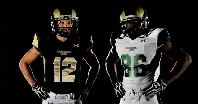 Colorado State will have a new look in 2013
