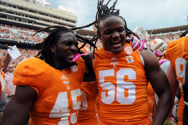 Curt Maggitt (right) will perform 16 hours of community service. (USATSI)