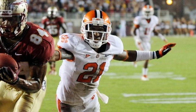 Clemson's Darius Robinson has joined the Ed O'Bannon lawsuit against the NCAA. (USATSI)