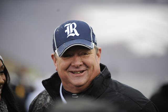 David Bailiff has two 10-win seasons at Rice. (USATSI)