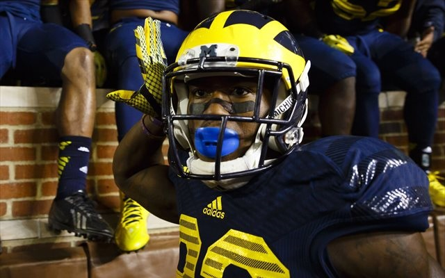 6e3ff34f610235 Michigan makes switch from Adidas to Nike