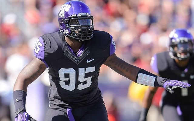 Devonte Fields was the 2012 Big 12 Defensive Player of the Year. (USATSI)