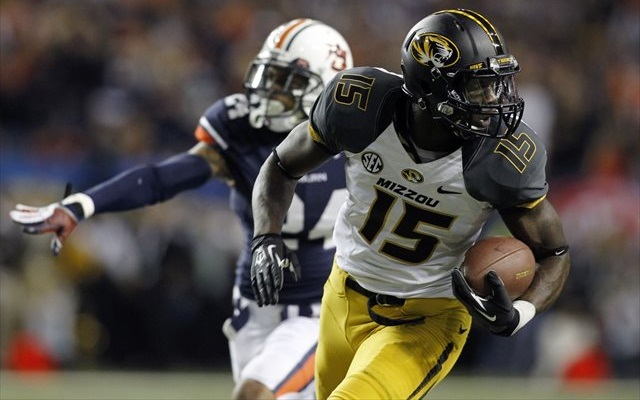 Dorial Green-Beckham was the class of 2012's No. 1 overall recruit. (USATSI)