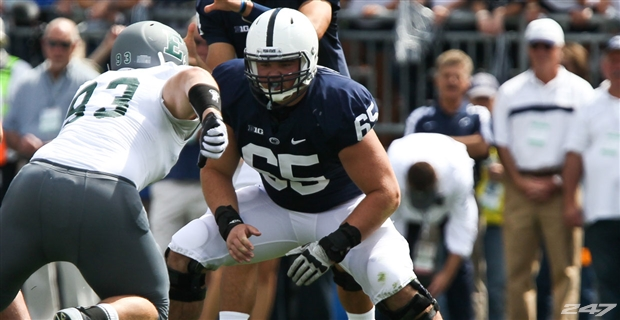 Miles Dieffenbach started 23 games across the 2012 and 2013 seasons. (247 Sports)