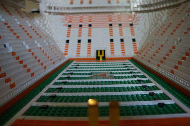 LOOK: Fan builds Lego version of DKR Memorial Stadium - CBSSports.com