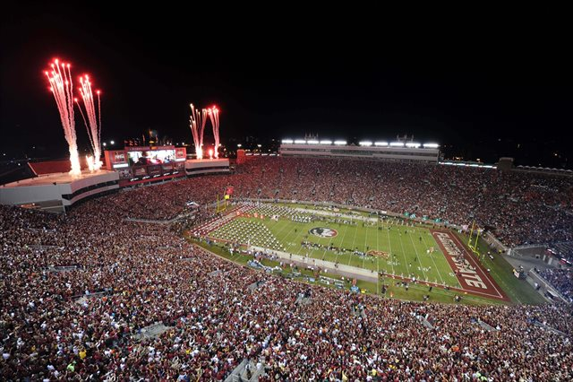 Florida State won its second marquee game in three weeks, this time at home. (USATSI)