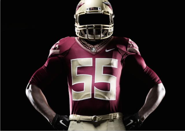 Florida State new uniforms