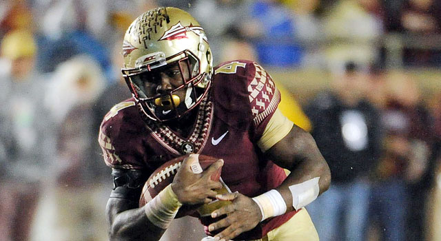 Florida State once again pulls out a victory to stay undefeated. (USATSI)
