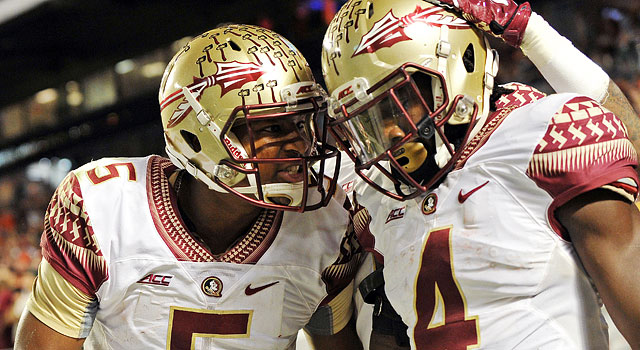 Florida State keeps winning, but it won't be good enough to be the No. 1 seed. (USATSI)