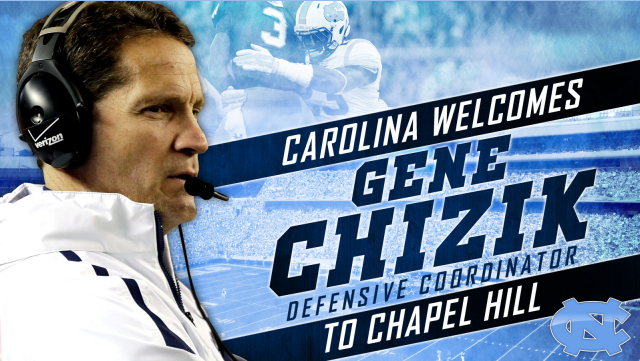 Gene Chizik will be back on a sideline in 2015