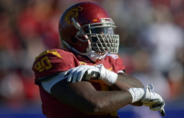George Uko collected five sacks and seven tackles-for-loss in 2013. (USATSI)