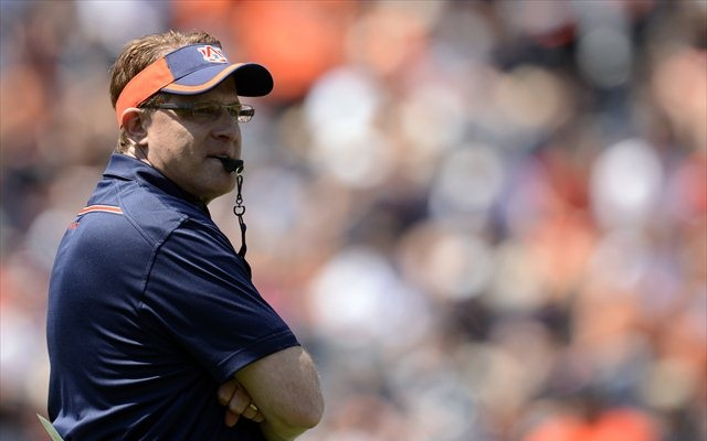 Gus Malzahn looks to take Auburn back to the glory of the Gus Malzahn era. (USATSI)
