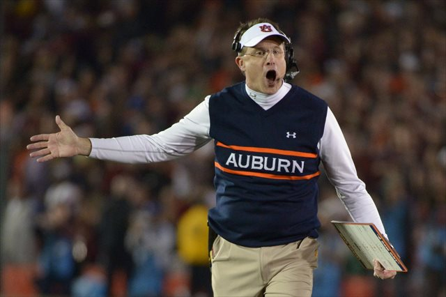 Gus Malzahn has asked for a 'healthy debate' surrounding the proposed rule changes. (USATSI)