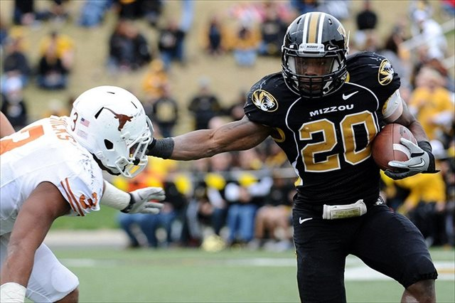 Henry Josey was one of the most explosive tailbacks in the country in 2011. (USATSI)