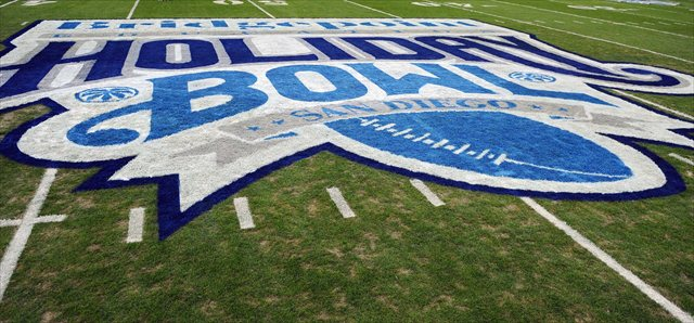 The Holiday Bowl will have a new matchup in 2014. (USATSI)